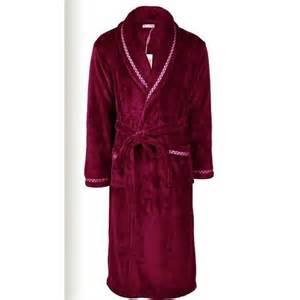robe de chambre polaire lepeignoir fr