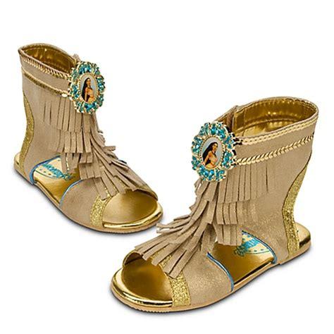 disney store shoes disney store deluxe princess pocahontas costume shoes