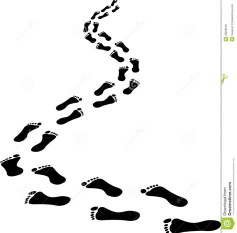 footprints clipart footprints in the sand clipart clipart suggest