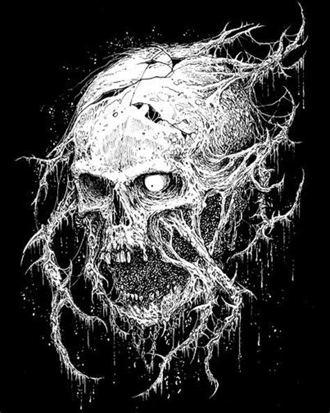 death metal art