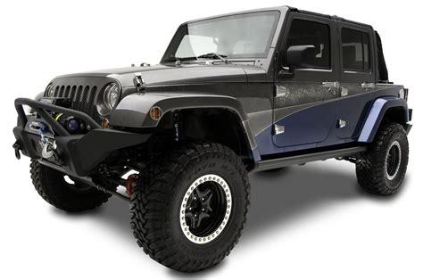 Jeep Steps 2007 2016 Jeep Wrangler Jk 4dr Unlimited Research