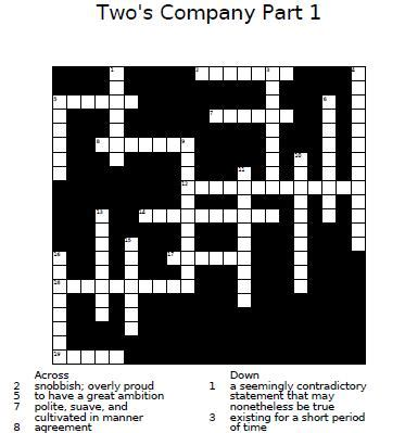 bookstore section crossword vocabulary crossword puzzles for middle school students