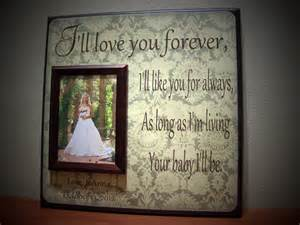 wedding gift to parents request a custom order and something made just for you