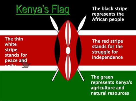 kenya flag colors kenya flag colors images search