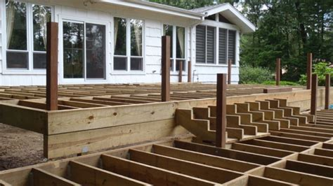 Avoid a Deck Disaster with Construction Tips   Angie's List