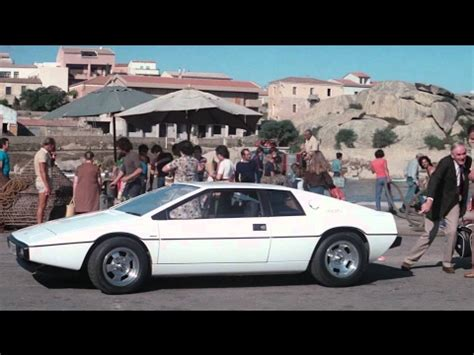 the who loved me lotus esprit bond 007 the who loved me lotus esprit car