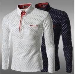 mens long sleeve polo shirts ebay