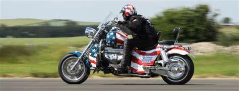 Boss Hoss Motorrad Geschwindigkeit opelparty