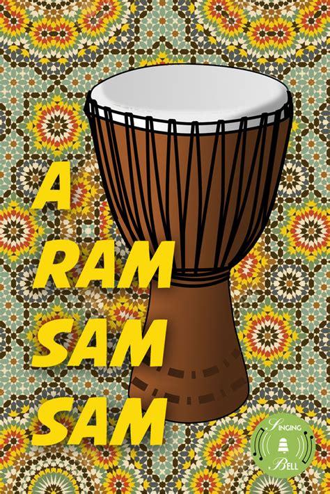 ram song a ram sam sam free nursery rhymes