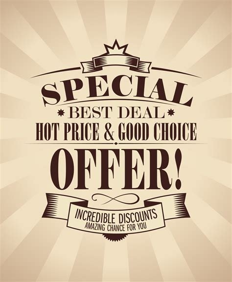 Great Offers For You by Dos And Don Ts Of Great Offer Content