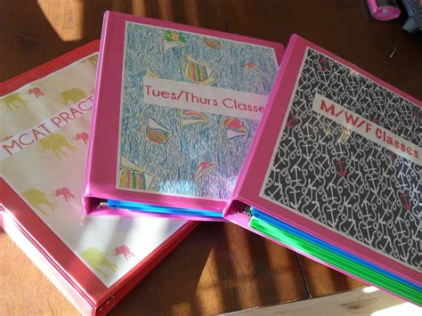 How To Decorate Your Binder by Binder Ideas Www Imgkid The Image Kid Has It