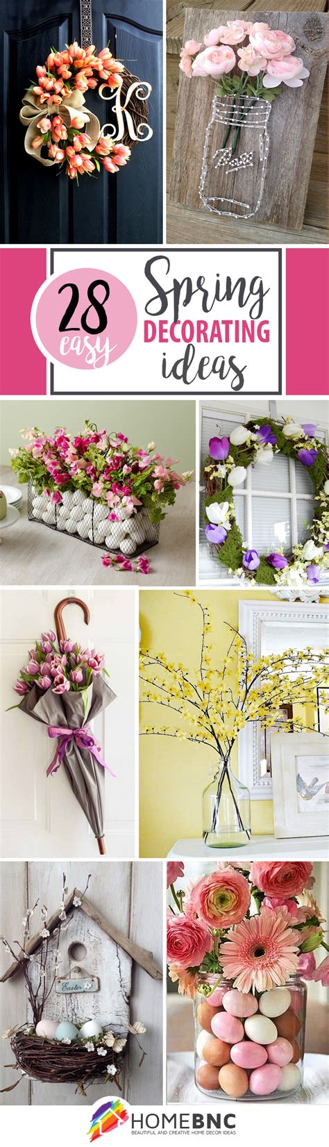 spring decor 2017 28 best spring decoration ideas and designs for 2018