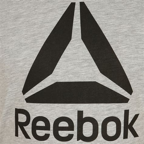 Tshirt Reebok Logo Black reebok workout ready supremium 2 0 big logo t shirt