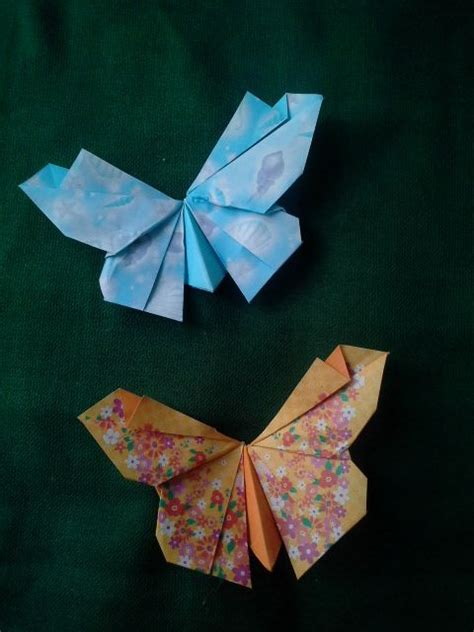 Paper Butterflies Origami - 25 unique origami butterfly ideas on easy