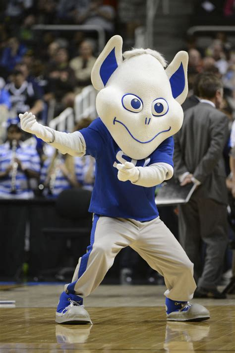 what is a billiken louis osaka s revered billiken visits brethren at slu