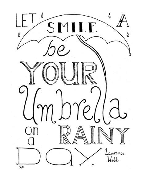 Rainy Birthday Quotes Pin By Brittany Robbins On I Need A Smile Pinterest
