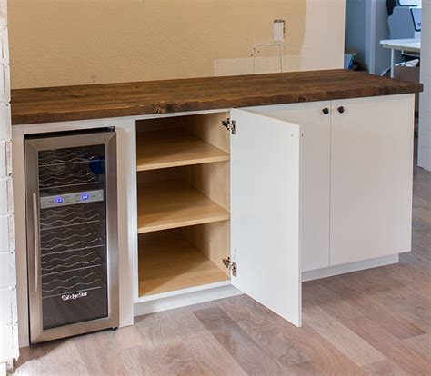 building a bar with kitchen cabinets kitchen chronicles building a bar sue design