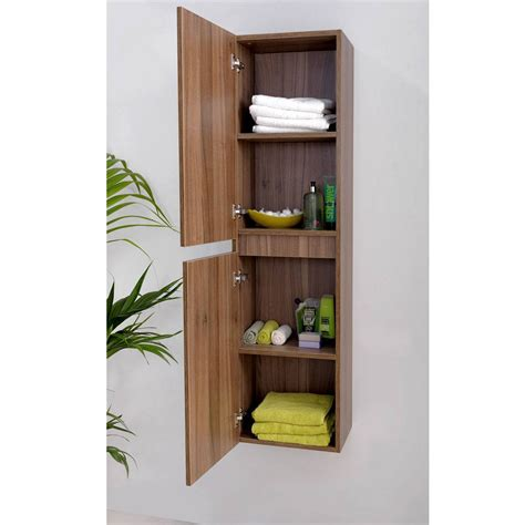 Amazing Wall Mounted Storage Cabinet 13 Bathroom Wall Wall Hung Bathroom Storage