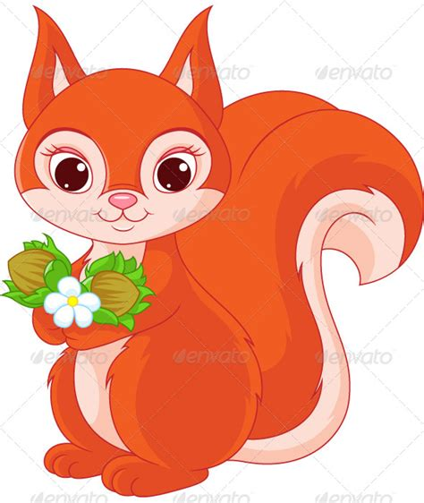 squirrel cartoon characters 187 tinkytyler org stock