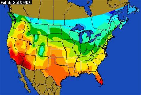 soil temperature map i see mushrooms