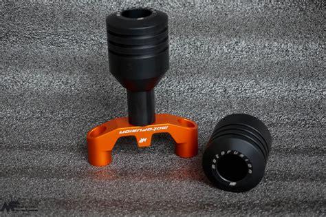 Frame Sliders Axle Sliders Ktm Duke 200 250 390 frame sliders ktm duke 200 250 390 motofusion