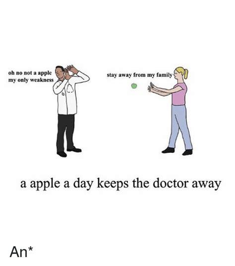 An Apple A Day Meme