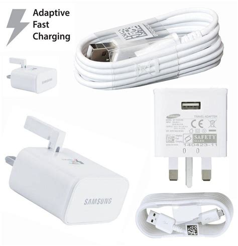 Konektor Charger Samsung S6 Edge official samsung galaxy s7 s7 s6 edge fast charger usb