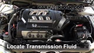 Transmission Fluid Honda Accord Third Brake Light Bulb Change Honda Accord 1998 2002