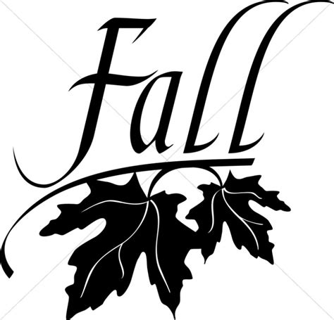 fall clipart black and white free fall clip black and white 101 clip
