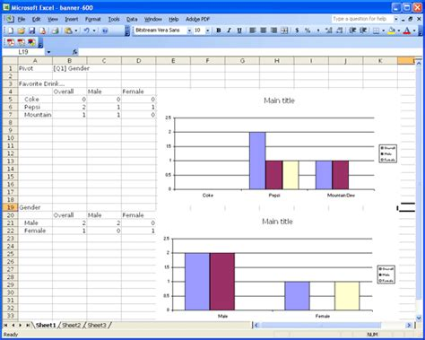 Survey Report Format In Excel