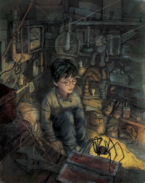 the art of harry 20 years of harry potter art to satisfy your nostalgia observer
