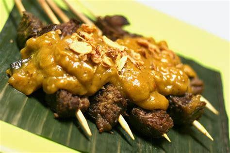 satay padang ( sate padang )   Indonesian Original Recipes