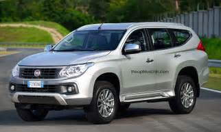 Fiat To Fiat Fullback To Come As An Suv Motoringcrunch