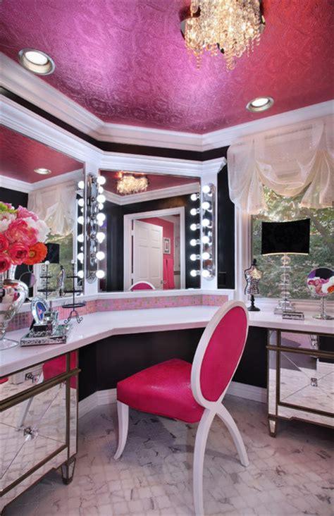 glam dance studio contemporary bathroom los angeles glam dance studio contemporary powder room los