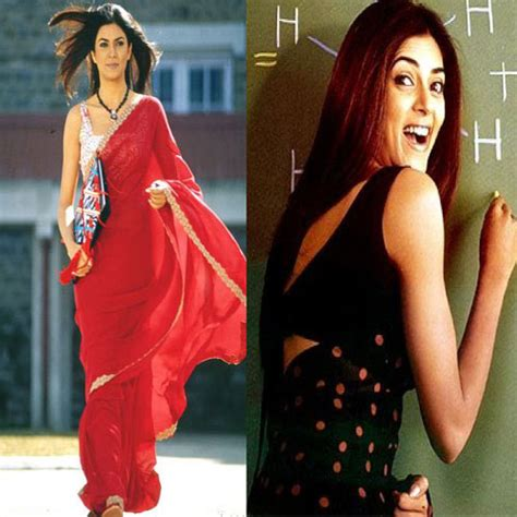 sushmita sen in main hoon na 8 bollywood movies that gave us fashion goals indian