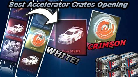 best accelerator best accelerator crates opening rocket league