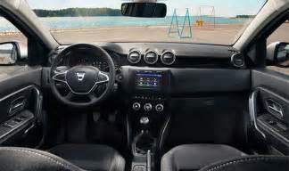 Blind Curtain New Dacia Duster 2018 Revealed At Frankfurt Motor Show