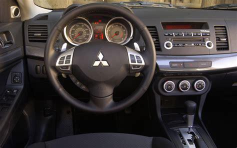 car repair manual download 2011 mitsubishi lancer interior lighting 2009 mitsubishi lancer gts first drive motor trend
