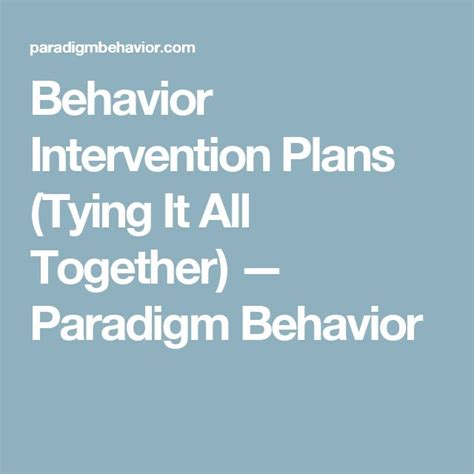 Behavior Interventionist by 1000 Ideas About Behavior Plans On Behavior Interventions Behavior Management And