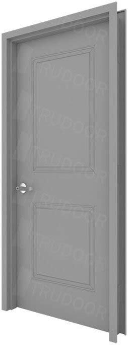 exterior metal door 2 panel commercial metal doors embossed steel doors
