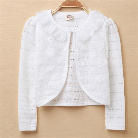 Cardigan Anak Sweater Kid Bolero 2 cotton shrug sweaters baggage clothing