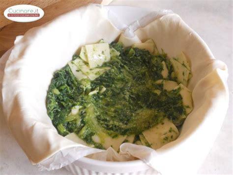 cucinare cime di rapa ricette torta salata con cime di rapa cucinare it