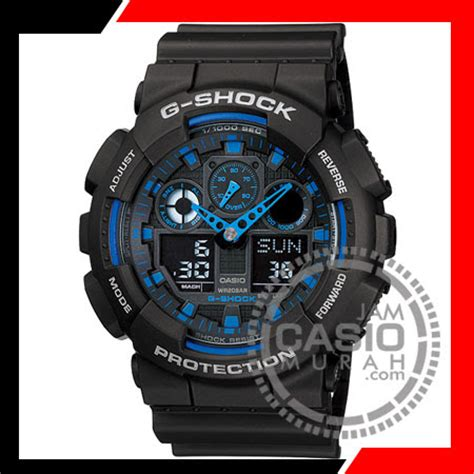 anugrah jaya jam tangan g shock digital analog