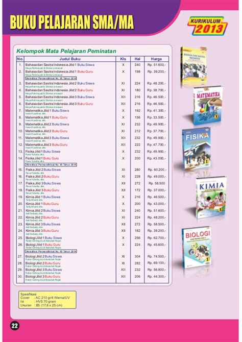 Bahasa Indonesia Smk Jilid 3 Ktsp buku sma smk ktsp 2006 kurikulum 2013