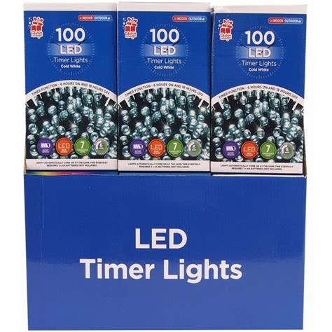 ebay led string lights battery operated indoor outdoor led string