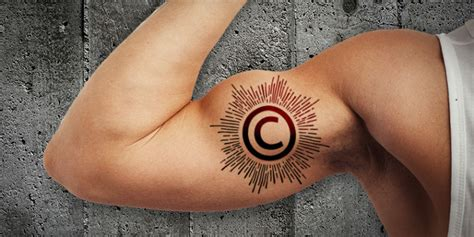 Tattoo Flash Copyright Law | can a tattoo on human flesh be copyrighted we ll soon