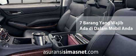 Mobil Yang Ada Usb 7 barang yang wajib ada di dalam mobil anda asuransi