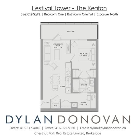 festival tower 80 john street floor plans