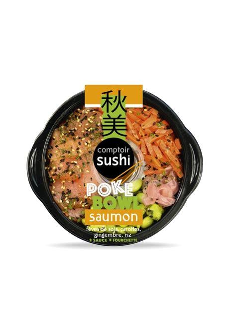 comptoir du saumon les recettes poke bowl par comptoir sushi ce que pensent
