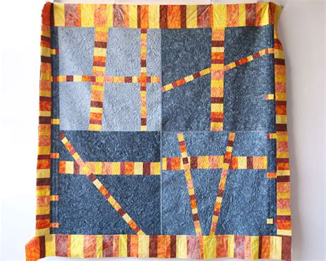 Machine Quilting In Sections by From Marti Michell Quilting Machine Quilting In